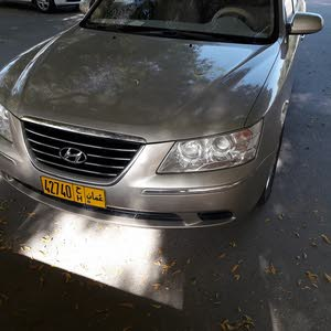Hyundai Sonata 2009 For sale - Beige color