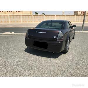 Maroon Chrysler 300C 2005 for sale