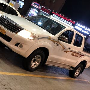 2013 Used Hilux with Automatic transmission is available for sale