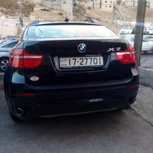 BMW X6 موديل 2011 لون أسود فل مسكر فحص كامل
