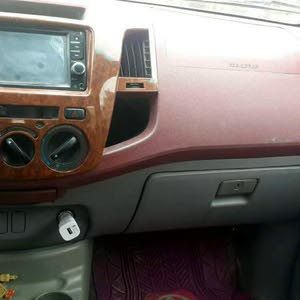 Hilux 2008 - Used Manual transmission