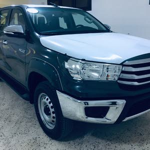2016 New Hilux with Manual transmission is available for sale