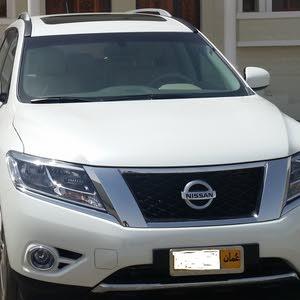 Nissan Pathfinder-2015-