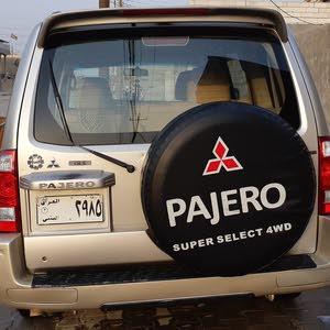 Mitsubishi Pajero in Basra