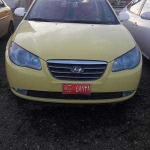 Automatic Yellow Hyundai 2009 for sale