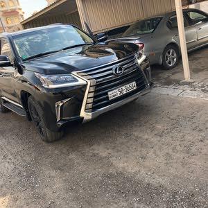 للبيع لكزس Lx500 2018 ماشي 6 الاف