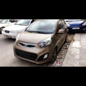 Kia Picanto 2013 for sale in Benghazi