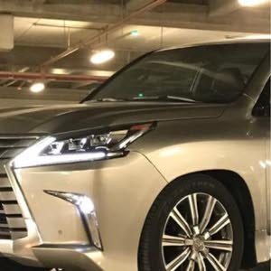 Used condition Lexus LX 2017 with  km mileage