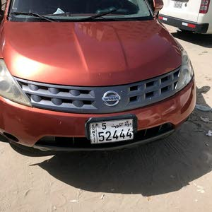 Used condition Nissan Murano 2008 with 130,000 - 139,999 km mileage