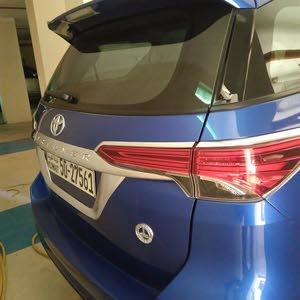 km mileage Toyota Fortuner for sale