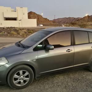 +200,000 km mileage Nissan Tiida for sale