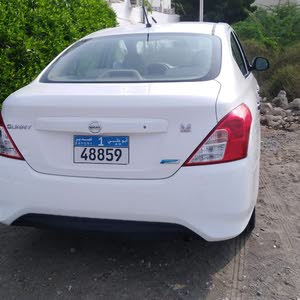 1 - 9,999 km Nissan Sunny 2016 for sale