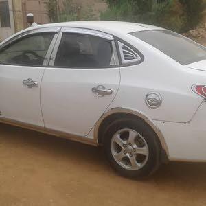 عربه النترا موديل 2008 مانوال للبيع المستعجل السعر  270  بيضاء