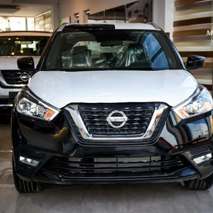 2018 Nissan Kicks SV Black