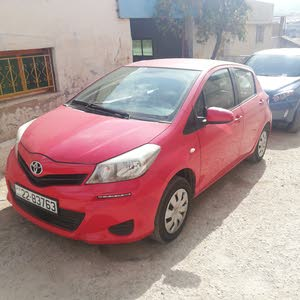 For sale Toyota Yaris car in Amman