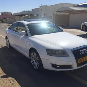1 - 9,999 km Audi A6 2008 for sale
