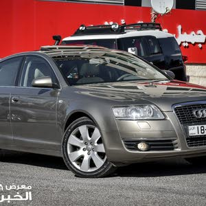 1 - 9,999 km Audi A6 2009 for sale