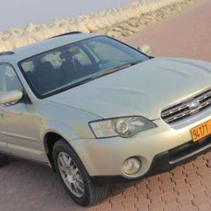 Subaru Outback car for sale 2006 in Muscat city