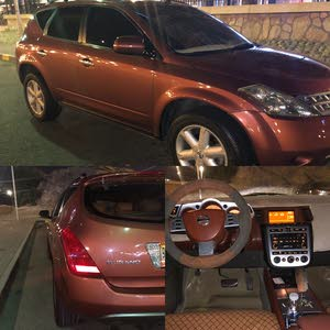 Used condition Nissan Murano 2007 with  km mileage