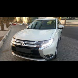 Mitsubishi outlander 2016 GCC