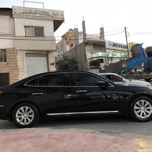 Automatic Black Hyundai 2010 for sale