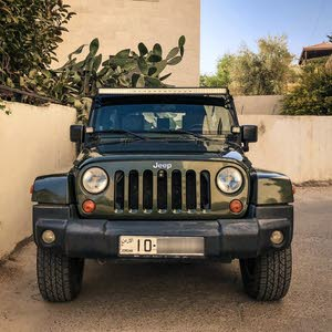 For sale a Used Jeep  2007