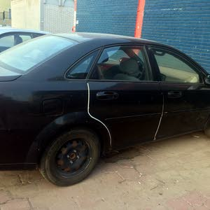 km mileage Chevrolet Optra for sale