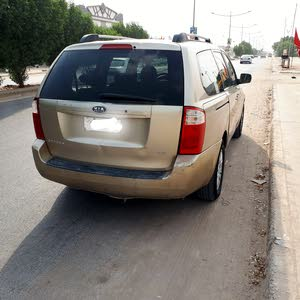 Kia Carnival 2007 in Muthanna - Used