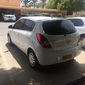 Hyundai i20 car for sale 2012 in Al Masn'a city