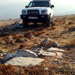 0 km Isuzu Trooper 2002 for sale