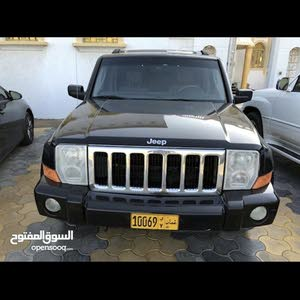 Jeep Commander car for sale 2006 in Shinas city