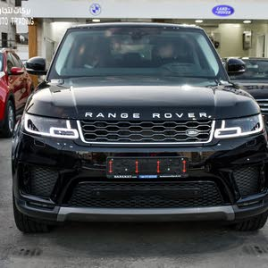 Land Rover Range Rover Sport 2018 For sale - Black color
