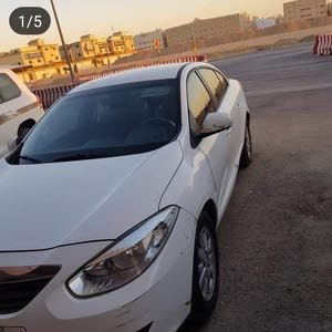 Renault Fluence car is available for sale, the car is in Used condition
