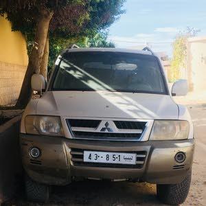 Used condition Mitsubishi Pajero 2007 with 1 - 9,999 km mileage