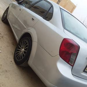 Silver Chevrolet Optra 2004 for sale