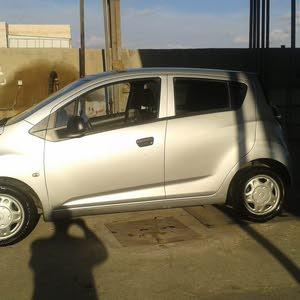 Automatic Chevrolet Spark 2013