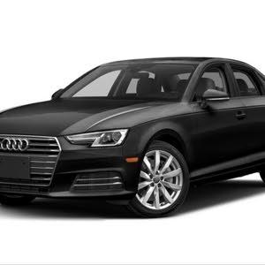 Black Audi A4 2018 for sale