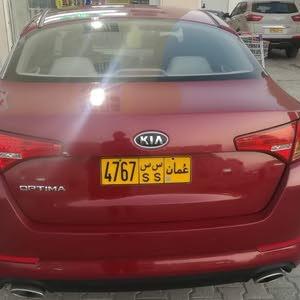 Kia Optima 2012 For sale - Maroon color