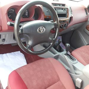 2011 Used Hilux with Automatic transmission is available for sale