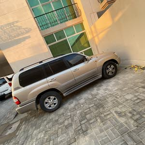 Automatic Used Toyota Land Cruiser