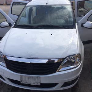 Renault Logan 2011 For sale - White color