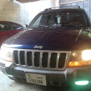 jeep شيروكي بحاالة ممتازة