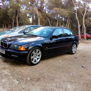 Used condition BMW 318 1999 with 1 - 9,999 km mileage
