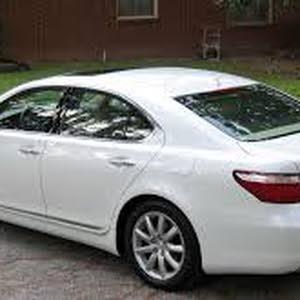 km mileage Lexus LS for sale