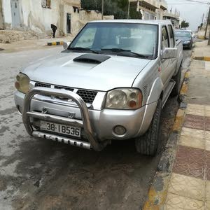 Nissan Pickup car for sale 2002 in Amman city