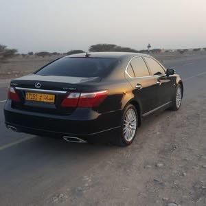Lexus LS car for sale 2012 in Al Khaboura city