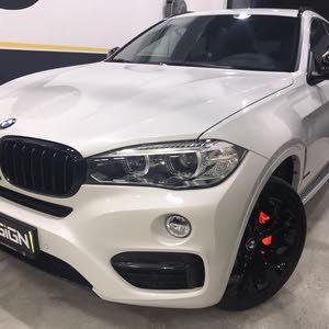 km mileage BMW X6 for sale