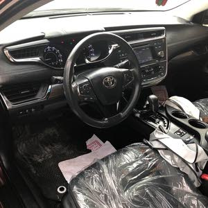 Red Toyota Avalon 2013 for sale
