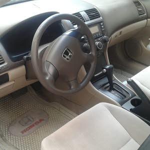 سيارة هوندا اكورد