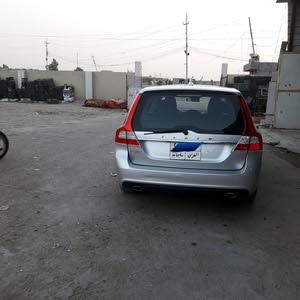 Volvo V70 in Kirkuk